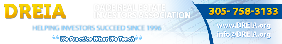 Dade Real Estate Investors Association